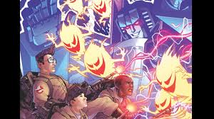 First Look At Transformers/Ghostbusters #1