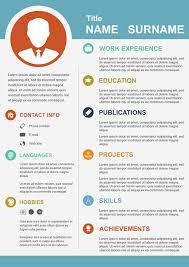 Infographic Resume Best How To Create A Polished Infographic Resume [Infographic] Cox BLUE