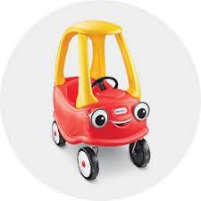 Pedal & Push Ride On Toys : Target