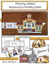 helps students practice the retelling sequencing a story standards nice activity for the 1st week of