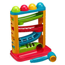 Playkidz: Super Durable Pound A Ball Great Fun for Toddlers. Best Toys 1 Year Old Boy: Amazon.com