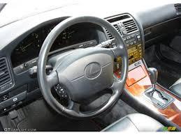 Black Interior 1997 Lexus LS 400 Photo #52731020 | GTCarLot.com