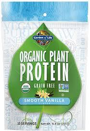 Garden of Life Organic Protein Powder - Vegan Plant ... - Amazon.com
