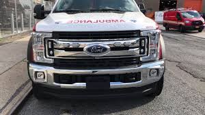 2018 ford ambulance. contemporary 2018 super exclusive 1st video walk around of brand new ford f550 fdny ems  ambulance now in service intended 2018 ford ambulance s
