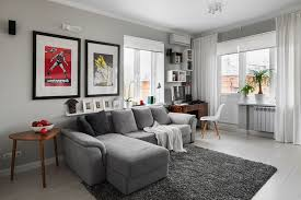 living room colors grey couch. Traditional Grey Living Room Small Wood Colorful Cushions Glass Doors Cushion Ideas Stainless Steel Handrail Colors Couch