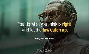 Thurgood Marshall Quotes Delectable TOP 48 QUOTES BY THURGOOD MARSHALL AZ Quotes