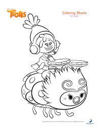 coloring book printouts.  Book Dreamworks Trolls Coloring Book Printables For Printouts G