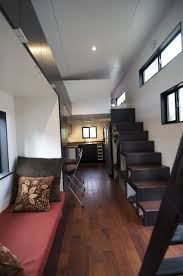 Live A Big Life In A Tiny House On Wheels - Tiny house on wheels interior