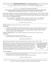 Information Technology Architect Resume Sample New Curriculum Vitae ...