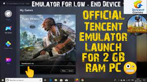 Hello, guys, today am going to give you a file of tencent gaming buddy for 🤣those potato pc users🤣 who want to play pubb mobile on his pc or laptop but does not able to play cuz of low ram and hard disk. Tencent Gaming Buddy Emulator Launch For 2gb Ram Pc How To Download Pubg Emulator For 2gb Ram Pc Youtube