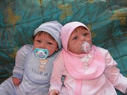 stunning reborn baby twins boy
