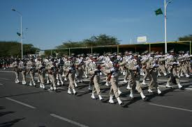 Image result for صور من الشرطة الموريتانية