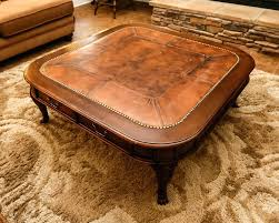 henredon coffee table henredon leather top coffee table henredon ming coffee table