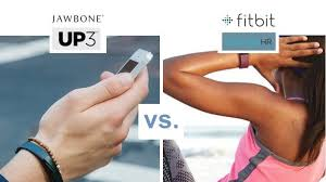 Jawbone Up3 Size Chart Fitbit Vs Jawbone