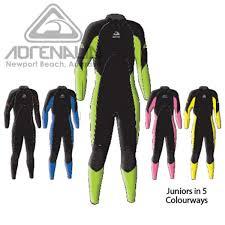 Adrenalin Enduro Steamer Junior Wetsuit Flat Locked Stitching