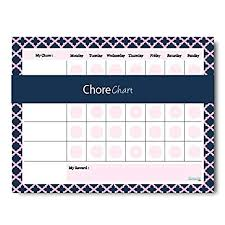 Somewhat Simple Chore Chart Kahootie Co Chore Chart Notepad 50 Pages 8 5 Inches X 11 Inches
