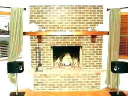 fireplace with tile refacing brick how to reface a tiling diy b