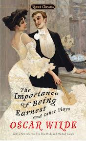 comparing oscar wilde s the importance of being earnest and the importance of being earnest