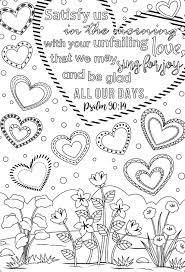 Printable Bible Verse Coloring Pages For Adults Coloring Pages