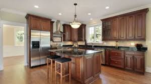 Dark Hardwood Floors Kitchen House 34 Kitchens With Wood Pictures