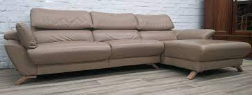 hukla leather sofa delivery available