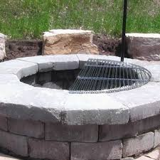 36 inch round fire pit grate elegant for large outdoor fire pit round grill cooking grate