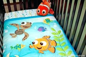 monsters inc crib bedding set what baby 4 piece bundle little monster babies r us