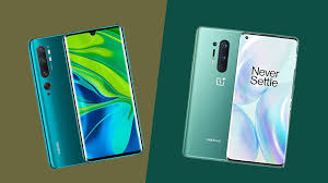 <b>Xiaomi Mi</b> Note 10 vs OnePlus 8 Pro: has OnePlus been out ...