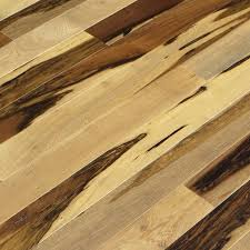 4 prefinished solid brazilian macchiato pecan wood hardwood flooring sample