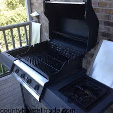 kenmore elite grill. gas grill stainless steel 4 burner with side kenmore elite in creatwood, oldham, kentucky v