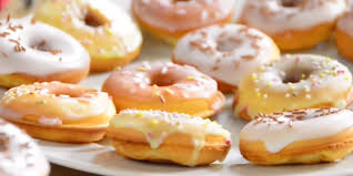 vonshef deluxe electric mini donut maker
