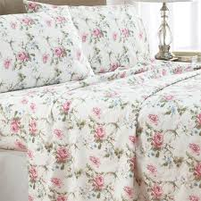rose sheet set cabbage duvet cover and sham orvis