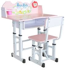 how to set up kids study table