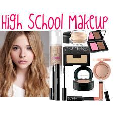high makeup polyvore