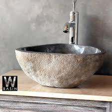 stone bathroom vessel sinks homey sink bedroom ideas stone bathroom sinks