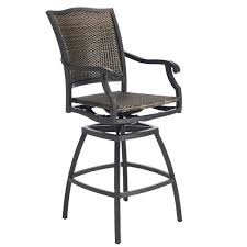 go for the best kind of patio bar stools