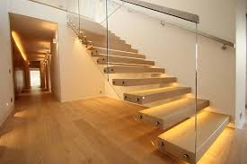 Staircase led lighting Battery Powered Floatingstaircaselighting Hacksterio Staircase Lighting Ideas To Brighten Up Your Home