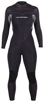Thermoprene Pro Women S Back Zip Jumpsuit