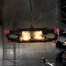 ceiling industrial lighting fixtures industrial lighting. Nordic Loft Style Metal Water Pipe Lamp Edison Pendant Light Fixtures Vintage Industrial Lighting For Dining Ceiling