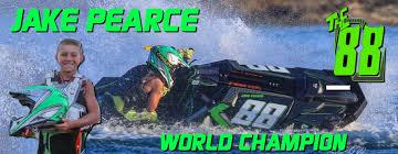 Jake Pearce - Pro Watercraft