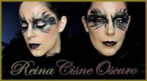 tutorial maquillaje reina black raven