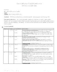 Syllabus Template High School Course Syllabus Template For Teachers Free Printable Class