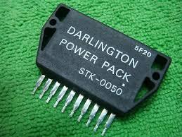 <b>1 PIECE</b> SANYO POWER AMPLIFIER STK0050 STK 0050 <b>GOOD</b> ...