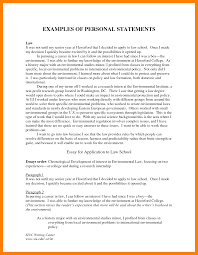 9 Personal Statement Cv By Nina Designs