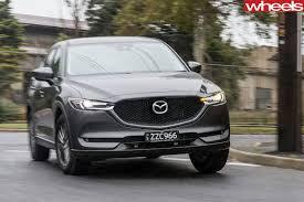 Mazda Cx 5 Trim Comparison Chart Mazda Cx 5 2019 Range Review Price Features Specs