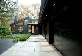 Collect this idea black exterior on modern home