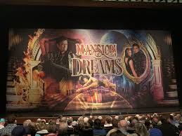The Magic Of Rick Thomas Mansion Of Dreams Branson