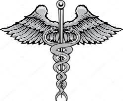 кадуцей татуировка кадуцей символ заживающей татуировки св