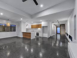 polished concrete floor in house. Hi-res-polished-concrete-brisbane-murarrie-ozgrind Polished Concrete Floor In House O