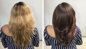 Hair Color Filler Chart Dying Hair Darker Do I Need A Colorfill